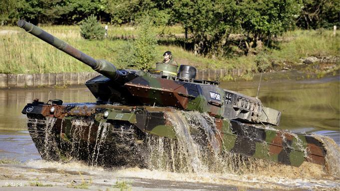 Svijet tenkova koji se bave deutschom