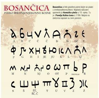 bosancica font download