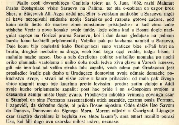 Ljetopis franjevačkog samostana u Kraljevoj Sutjesci - Fra Mato Mikić