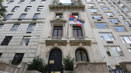 U zgradi na Petoj aveniji trenutno je smještena stalna misija Srbije pri Ujedinjenim narodimaNew York Post