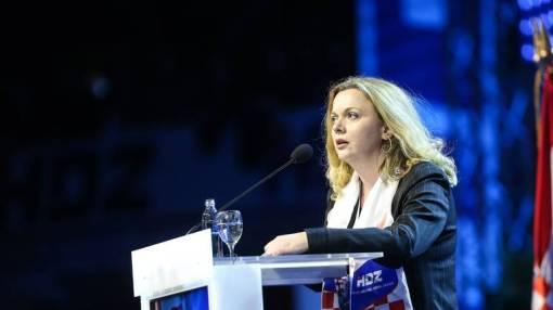 Ambasadirica BiH u Italiji Željana Zovko, nakon odustajanja Ivana Tepeša, postaje hrvatska europarlamentarka, Pixsell