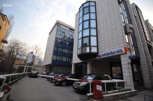 Zgrada Union banke (Foto: Nedim Grabovica/Klix.ba)