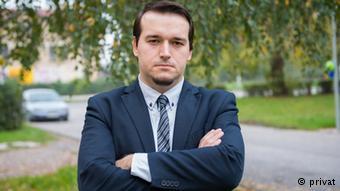 Ekonomski analitičar Admir Čavalić