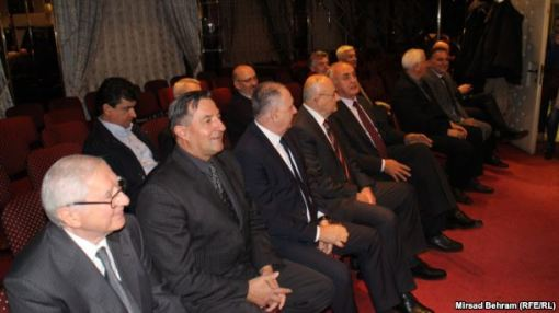 Okupljanje nekadašnjih ministara iz sastava Vlade samoproglašene Herceg-Bosne, Mostar
