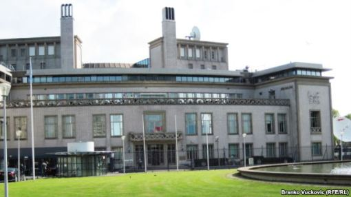 Pod Međunarodnim krivičnim sudom podrazumevati i Haški tribunal: Tibor Varadi (na slici: zgrada Haškog tribunala)