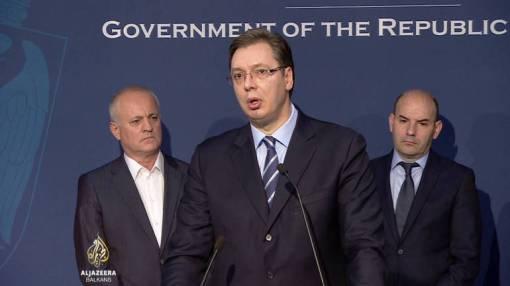 Vučića je razljutilo pitanje novinara o tome je li Srbija imala problema zbog pomoći Siriji, piše autor Al Jazeera