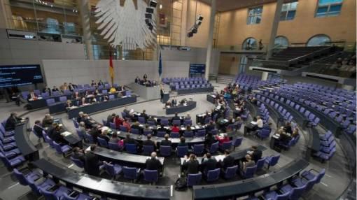 Njemački parlamentarci poručili da Dejtonski ustav paralizira razvoj Bosne i HercegovineEPA - Arhiva