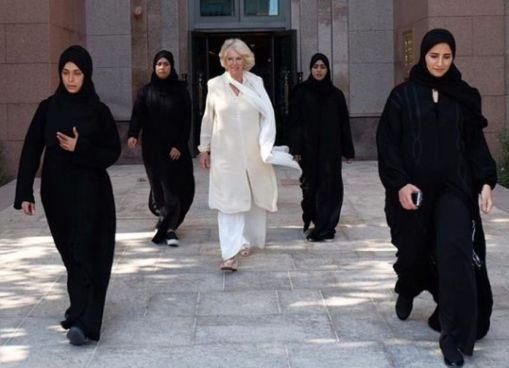Emirates Women/Vojvotkinja i tjelohraniteljke