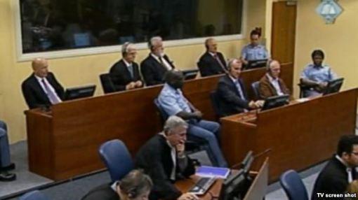Šestorica čelnika tzv. Herceg Bosne u Hagu na izricanju presude