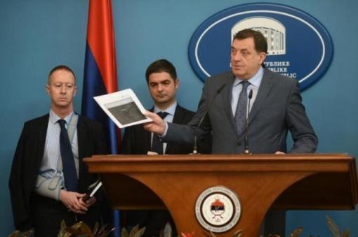 Milorad Dodik o crnoj knjizi, da se ne bi pričalo o kreditima