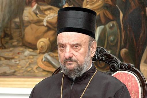 Penzionisani episkop zvorničko-tuzlanski Vasilije