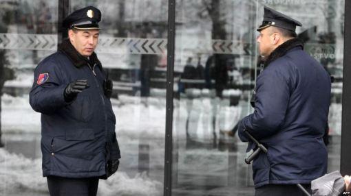 Policija, BiH