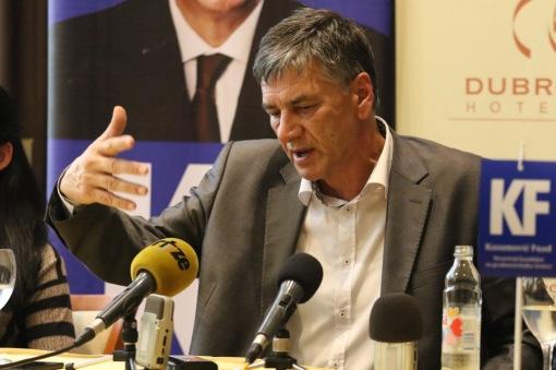 Fuad Kasumović, Foto: Patria