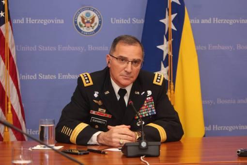 General Scaparrotti (Foto: Ambasada SAD)