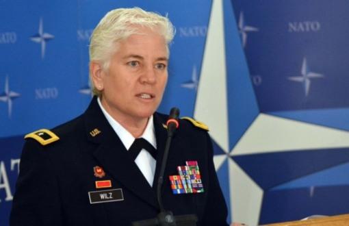Komandant NATO Štaba u BiH, brigadna generalica američke vojske Giselle Wilz