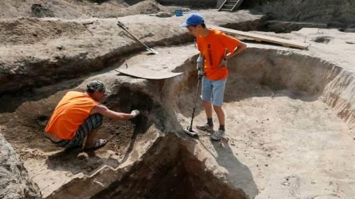 Arheološka iskopavanja vršena su od augusta do oktobra, EPA