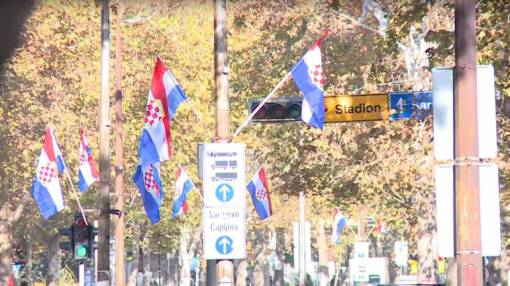 U Mostaru se i danas vijore zastave Herceg-BosneAl Jazeera