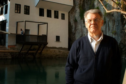 Književnik Ibrahim Kajan