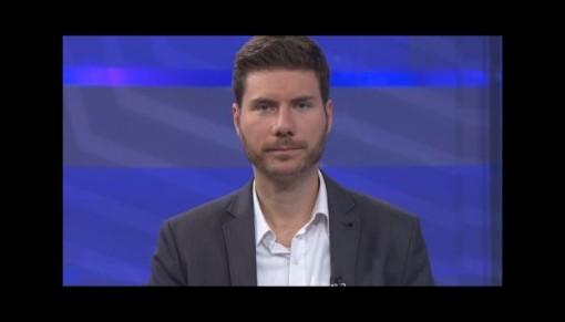 Ivan Pernar u Otvorenom Izvor: Screenshot HRT , Autor:tportal.hr
