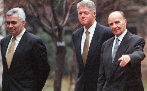 Krajišnik, Klinton i Izetbegović: Kriza u državi sve veća