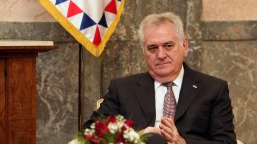 Orden će biti uručen na Dan državnosti, najavio je NikolićSava Radovanović/Tanjug - Arhiva
