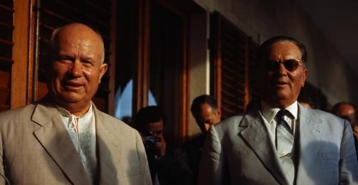 Tito i Hruščov, otopljenje odnosa/Foto: Agencije