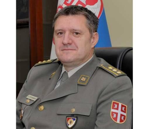 Pukovnik Zoran Stojković, (Foto: VOA)